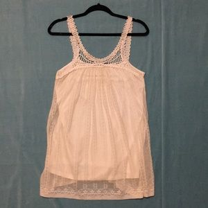 D'Closet - Loose Lace Top